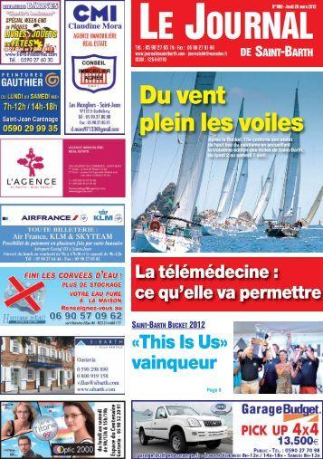 6 echo des champs - Le journal de saint barth ...