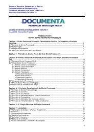 Material Bibliográfico Lições de direito processual civil, volume 1 ...