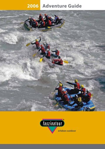 Adventure Guide 2006