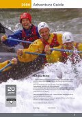 Adventure Guide 2006 - Page 3