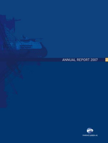 Annual report 2007.pdf - Netfonds