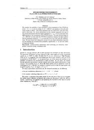 Jets reconstruction possibility in pAu and AuAu interactions at star ...