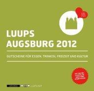 luups augsburg 12 - liebe deine stadt