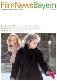 Hebamme - FilmFernsehFonds Bayern