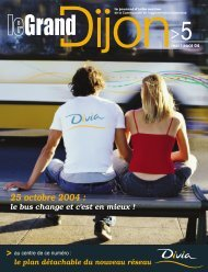 Télécharger le magazine Le Grand Dijon n° 5