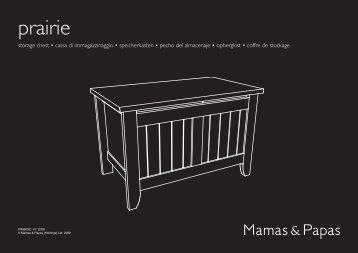prairie - Mamas & Papas