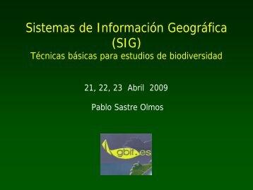 Introducción - Gbif.es