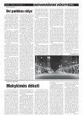 Nr. 22 (311) 2009 m. lapkričio 21 d. - Krikščionių bendrija TIKĖJIMO ... - Page 5
