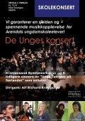 ung klassisk - Arendal kommune - Page 6