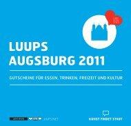 LUUPS AUGSBURG 2011