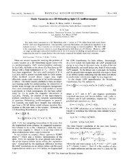Static vacancies on a 2D Heisenberg spin-1/2 antiferromagnet