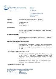 BESLUT Nr 94/2012/1 Dnr LSSAVI/53/04.08/2011 Givet efter anslag ...