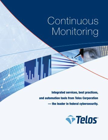 Continuous Monitoring - Telos