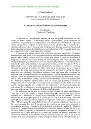 2011_02_05_irrationa.. - Académie des sciences morales et politiques