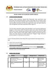 PROGRAM KHAS LATIHAN KEMAHIRAN BELIA INDIA TAHUN 2013