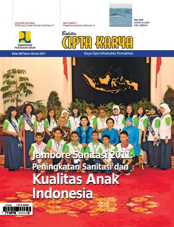 Kualitas Anak Indonesia Kualitas Anak Indonesia - Ditjen Cipta Karya