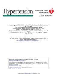 Vascular Aging-A Tale of EVA and ADAM in ... - arteriograf.hu