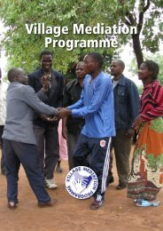 Village Mediation Programme - AfriMAP