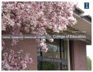 College of Education - University of Illinois at Urbana-Champaign