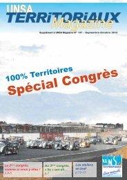 N° 147 septembre-octobre 2012 - UNSA-Territoriaux