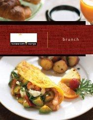 brunch - Novo