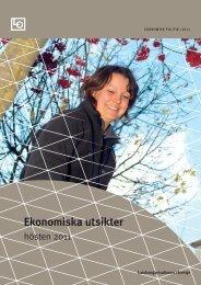 Ekonomiska utsikter | Hösten 2011 - LO