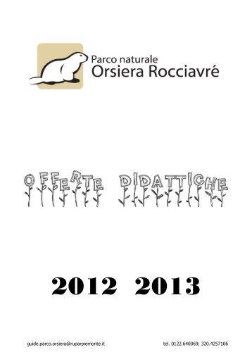 download (PDF, 230 Kb) - Valle di Susa. Tesori di Arte e Cultura ...