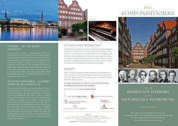 KOMPONISTENMEILE - Carl-Toepfer-Stiftung
