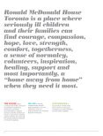 Annual Review - Ronald McDonald House Toronto - Page 2