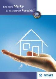 Eine starke Marke für einen starken Partner! - Becker-Antriebe - Home