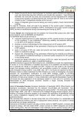 Ground-Med dissemination meeting - GROUND-MED project - Page 6
