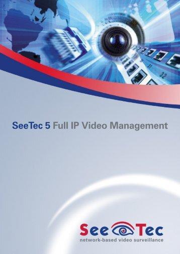 SeeTec 5 Full IP Video Management