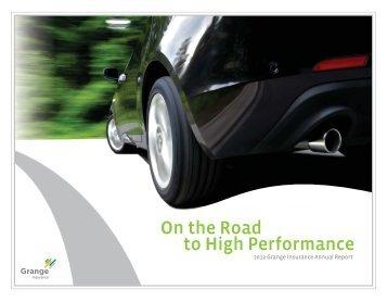 2012 Annual Report - Grange Insurance