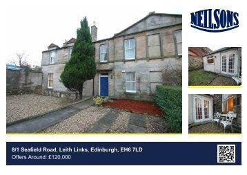 8/1 Seafield Road, Leith Links, Edinburgh, EH6 7LD Offers Around ...