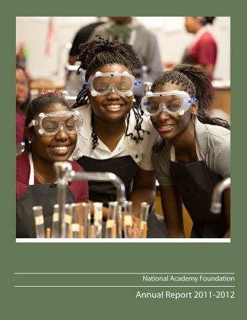 Annual Report 2011-2012 - National Academy Foundation