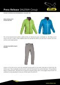 snowshoe-mountaineering - Salewa - Page 6