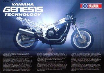 Yamaha Genesis Technology - GENESIS Board