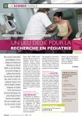 science - Centre Hospitalier Régional Universitaire de Lille - Page 6