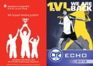 LTC Echo 2012.pdf - Langenfelder Tennis Club 76 eV
