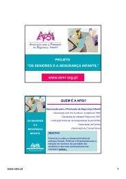 120420 - Projeto Segurança Infantil para Seniores - Socialgest