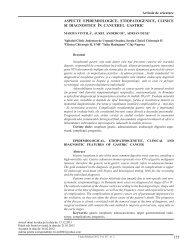 155 Aspecte epidemiologice, etiopAtogenice ... - Clujul Medical