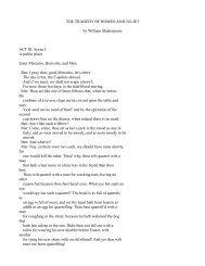 romeo and juliet act 3.pdf - Open High School OpenCourseWare
