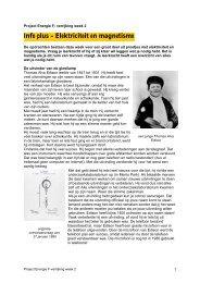 Info plus – Elektriciteit en magnetisme - Alles-in-1