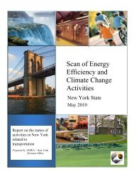 NY Climate Change Scan Report 2010.pdf - New York State ...
