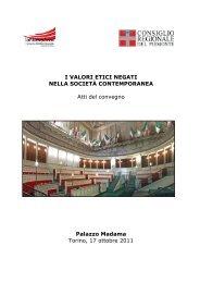 scarica il pdf - Consiglio regionale del Piemonte