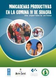 Minicadenas productivas de Soacha - Programa de las Naciones ...