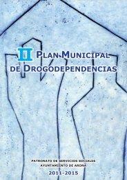 II Plan Municipal de Drogodependencias - Gobierno de Canarias