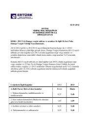 2013 Yılı Damga vergisi miktar ve oranları ile ilgili 56 Seri Nolu ...
