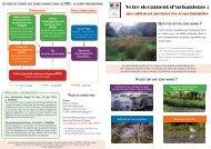 Plaquette d'information - Les services de l'État dans le Calvados