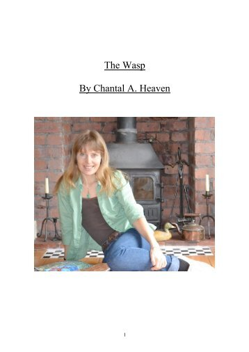 The Wasp By Chantal A. Heaven - Trans4mind